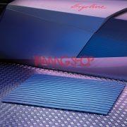 Ergoline PVC szolárium kilépő KÉK [80 x 60 cm]