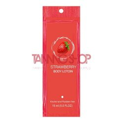 KiwiSun Strawberry Body Lotion 15 ml [testápoló]