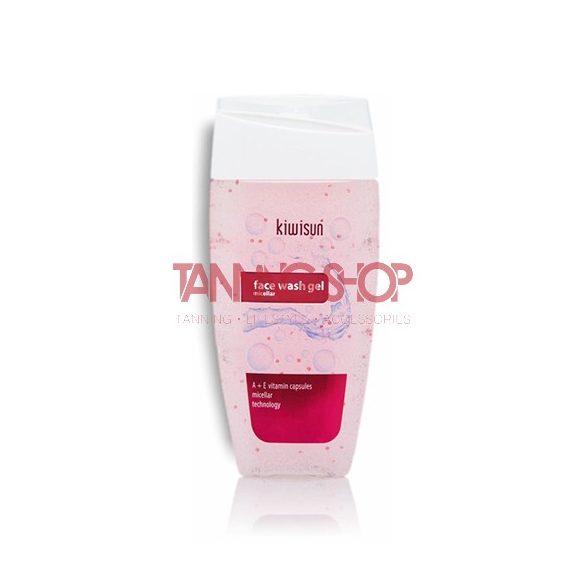 KiwiSun Micellar Face Wash gel 150 ml [micellás arctisztító gél]