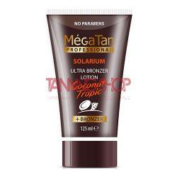 MégaTan Coconut Tropic Ultra Bronzing Lotion 125 ml