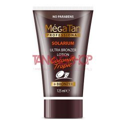 MégaTan COCONUT Tropic Ultra Bronzing Lotion 125 ml