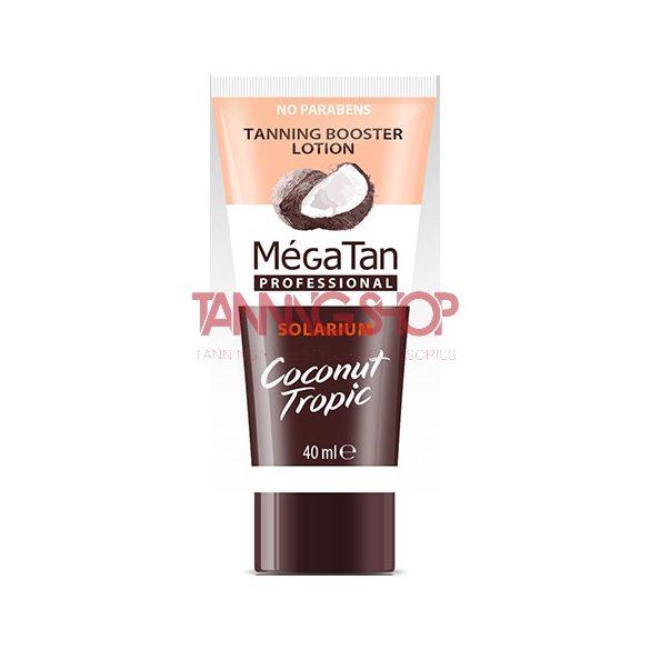 MégaTan COCONUT Tropic Tannning Booster Lotion 40 ml