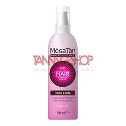 MégaTan UV Hair Protect Spray 200 ml [tápláló hajspray]