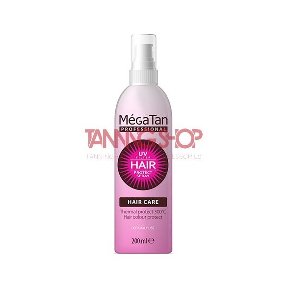 MégaTan UV Hair Protect Spray 200 ml [tápláló hajspray]