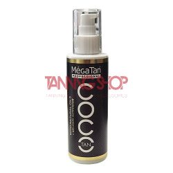 MégaTan COCO Natural Dry Tanning Oil + Melanin 140 ml