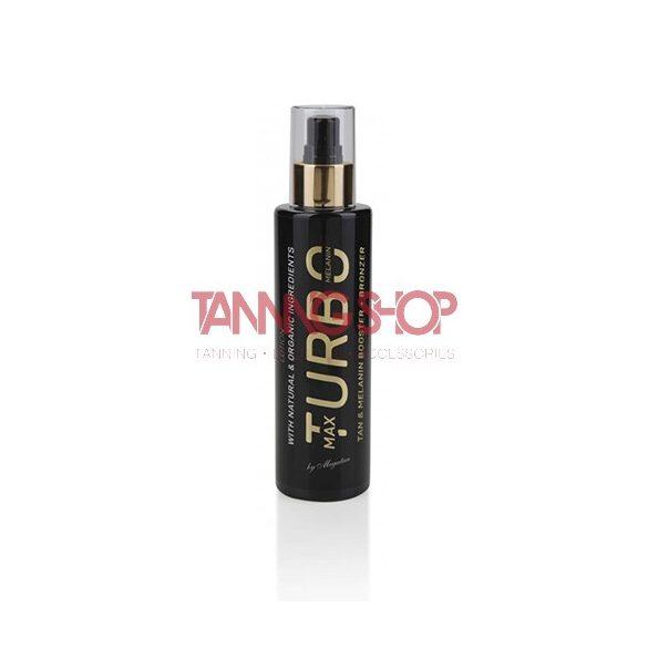 MégaTan CRAZY BLACK Solarium Lotion 160 ml [Natural Tan Extender Lotion]