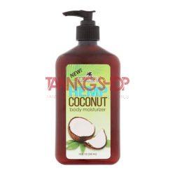 Malibu Tan HEMP Coconut Body Moisturizer 530 ml [szoláriumozás utáni ápoló testápoló]
