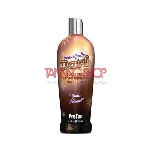 Pro Tan Beautifully Dark 250 ml [4X]