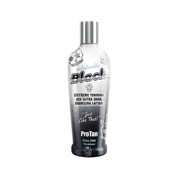 Pro Tan Unbelievably Black 250 ml [25X]