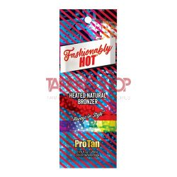 Pro Tan Fashionably Hot 22 ml [Heated Natural Bronzer]