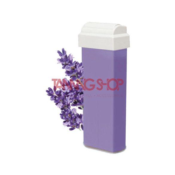 EzWax LEVENDULA prémium gyantapatron széles görgőfejjel 100 ml