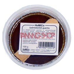 HoMiCo SÁRGA hagyományos tálcás gyanta 100 g
