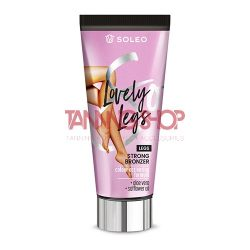 Soleo Lovely Legs 135 ml [Strong Bronzer]
