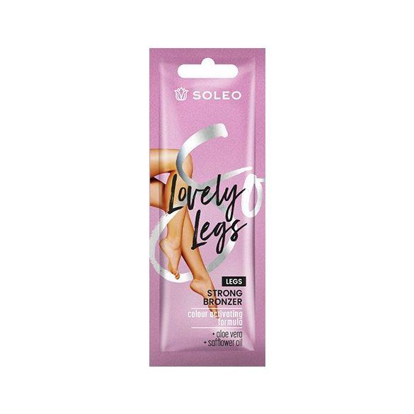 Soleo Lovely Legs 10 ml [Strong Bronzer]