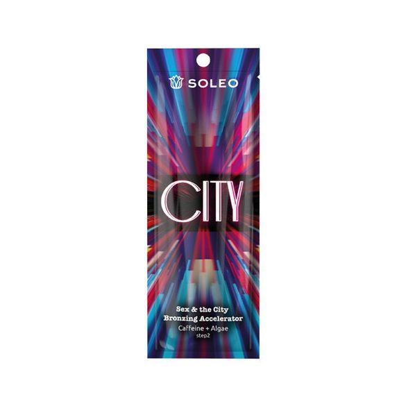 Soleo City 15 ml [Bronzing Accelerator]