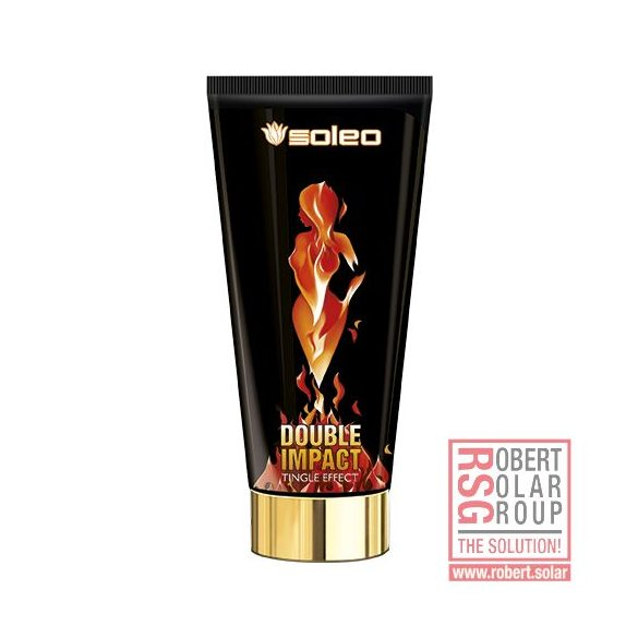 Soleo Double Impact 150 ml [Tingle Accelerator]