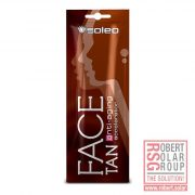 Soleo Face Tan 5 ml [szoláriumozás előtti anti-aging arckrém]