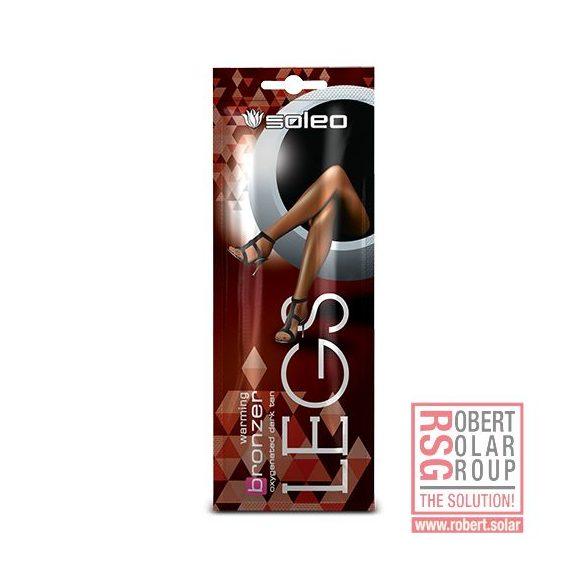 Soleo Legs 10 ml [szoláriumozás előtti bronzosító lábkrém]