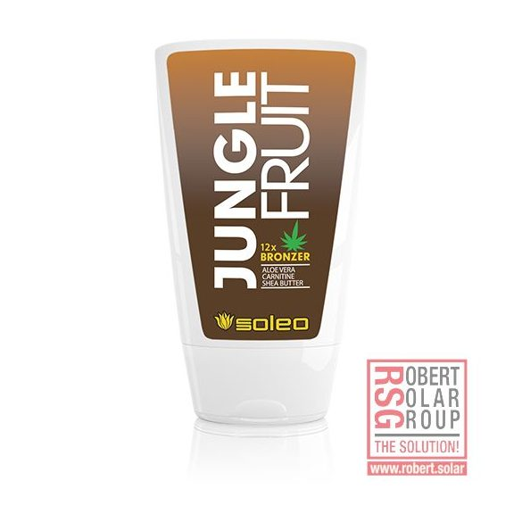 Soleo Jungle Fruit 100 ml [12X Bronzer]