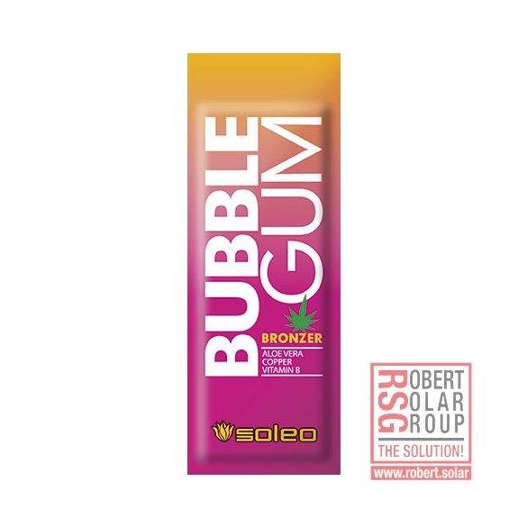Soleo Bubble Gum 15 ml [Bronzer]