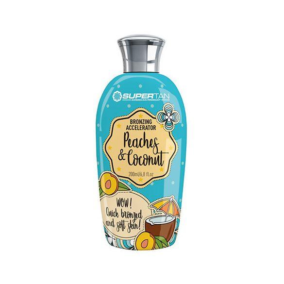 Supertan Peaches & Coconut Cream 200 ml