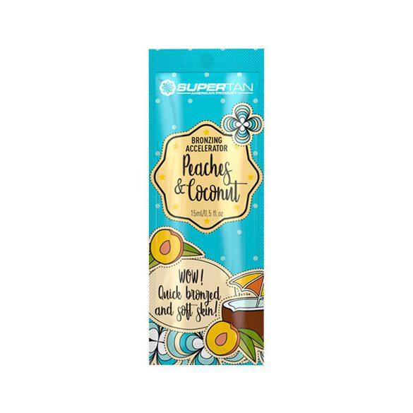 Supertan Peaches & Coconut Cream 15 ml