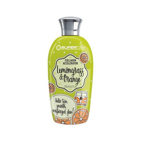 Supertan Lemongrass & Orange 200 ml