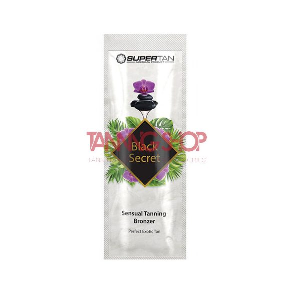 Supertan Black Secret Sensual Tanning Bronzer 15 ml