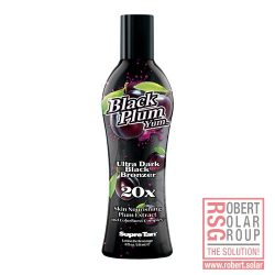 Supre Tan Black Plum Yum Ultra Dark Black Bronzer 235 ml [20X]