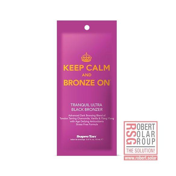 Supre Tan Keep Calm and Bronze On Black Bronzer 15 ml