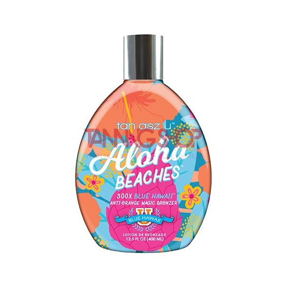 Tan Asz U Aloha Beaches 400 ml [300X Blue Hawaii]