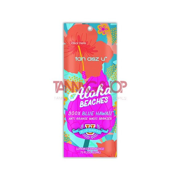 Tan Asz U Aloha Beaches 22 ml [300X Blue Hawaii]