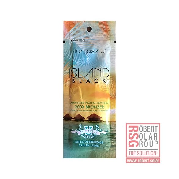 Tan Asz U Island Black 22 ml [200X]
