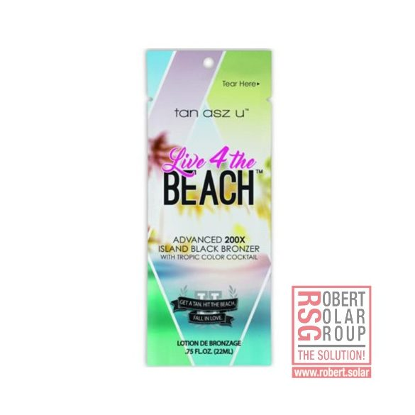 Tan Asz U Live 4 The Beach 22 ml [200X]