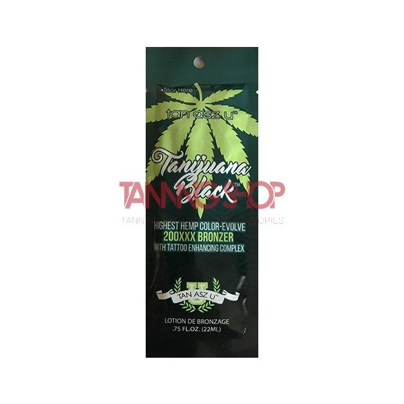 Tan Asz U Tanijuana Black 22 ml [200X]