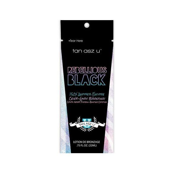 Tan Asz U Rebellious Black 22 ml [150X]