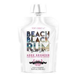 Tan Asz U Beach Black Rum 100 ml [400X]