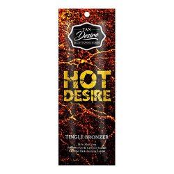 Tan Desire Hot Desire Extreme Tingle Bronzer 15 ml [csípős hatás]