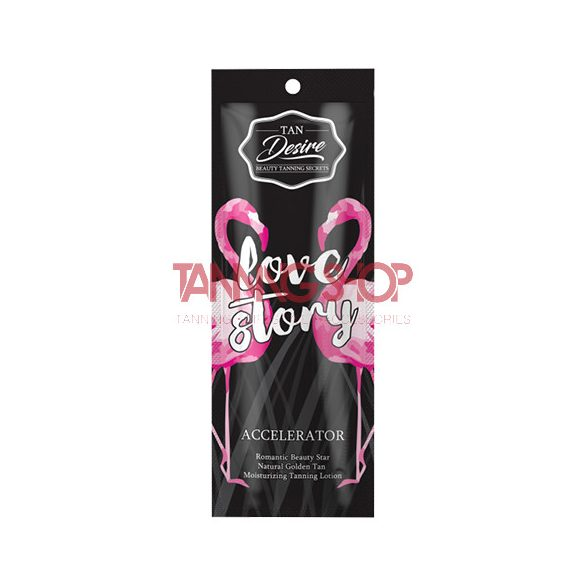 Tan Desire Love Story Accelerator 15 ml