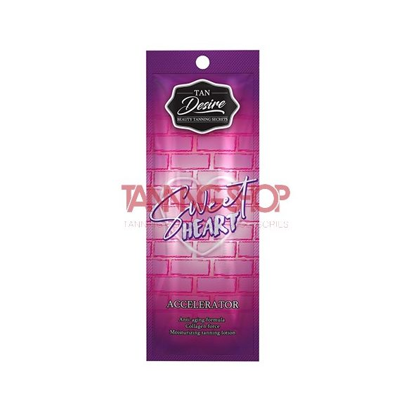 Tan Desire Sweet Heart Accelerator 15 ml