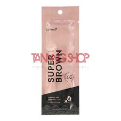 Tannymaxx SUPER BROWN Nourishing Dark Tanning Lotion + Natural Bronzer 15 ml