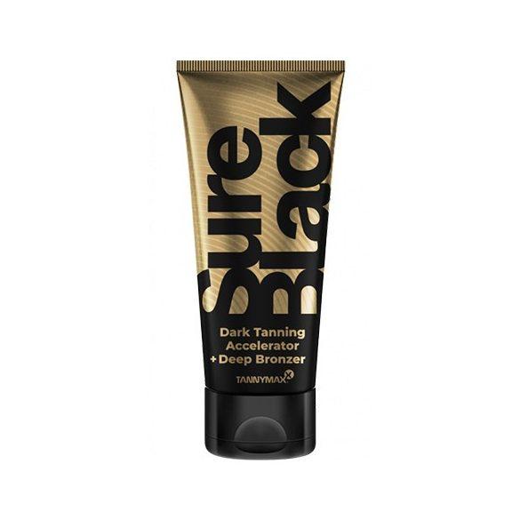 Tannymaxx SURE BLACK Dark Tanning Accelerator + Deep Bronzer 200 ml
