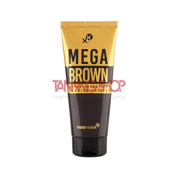 Tannymaxx MEGABROWN Super Intensive Tanning Lotion 200 ml