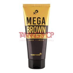 Tannymaxx MEGABROWN Super Intensive Tanning Lotion + Dark Bronzer 200 ml