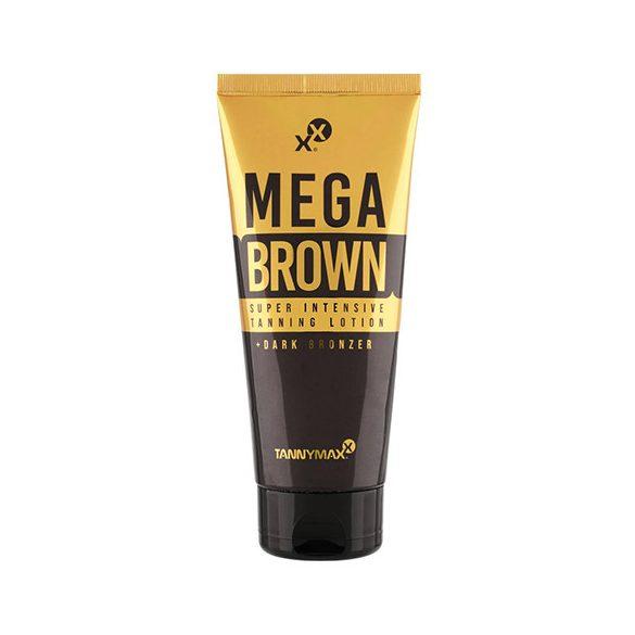 Tannymaxx MEGABROWN Super Intensive Tanning Lotion + Dark Bronzer 200 ml