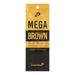 Tannymaxx MEGABROWN Super Intensive Tanning Lotion + Dark Bronzer 15 ml
