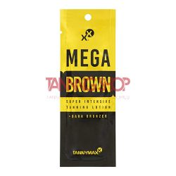 Tannymaxx MEGABROWN Super Intensive Tanning Lotion + Dark Bronzer 15 ml