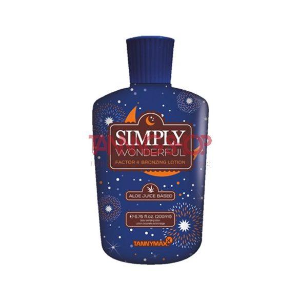 Tannymaxx Simply Wonderful 200 ml