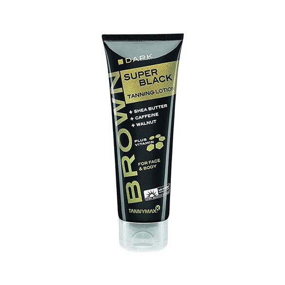 Tannymaxx SUPER BLACK Tanning Lotion 125 ml