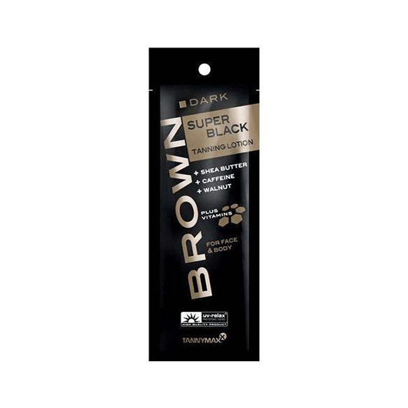 Tannymaxx SUPER BLACK Tanning Lotion 15 ml